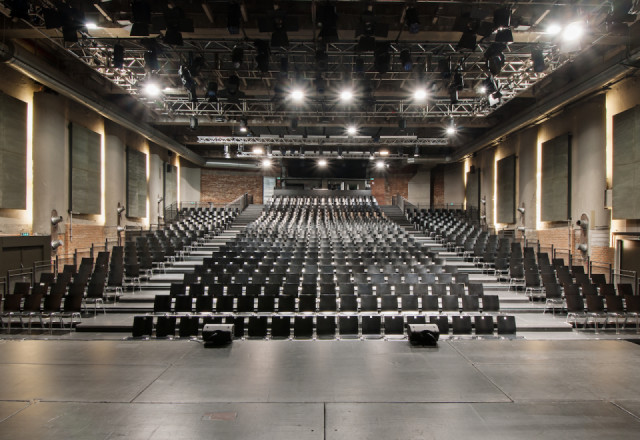SZENE Theatre, 610 seats