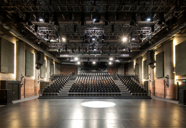 SZENE Theatre, 377 seats