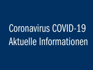 Covid 19 Maßnahmen