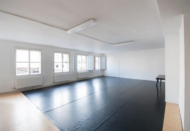 SZENE Studio, 3. Stock